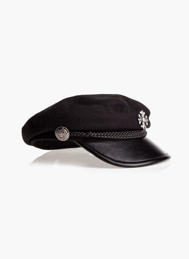 Twist Şapka Siyah